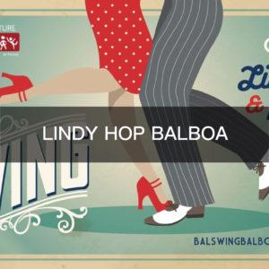 LINDY HOP BALBOA