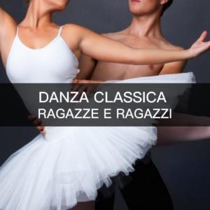 danza classica ragazze-i