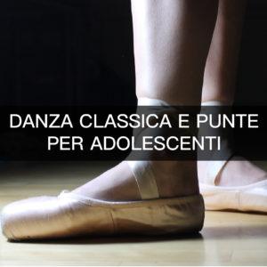 danza classica punte